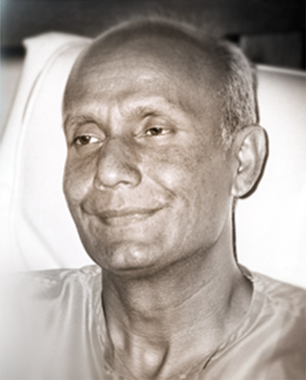 Sri Chinmoy, author of over 1,600 books